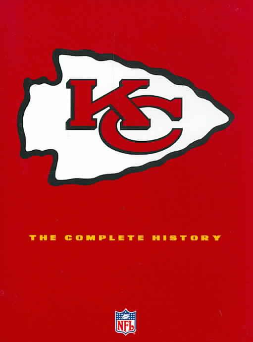 NFL HISTORY OF THE KANSAS CITY CHIEFS (DVD) [2 DISCS]
